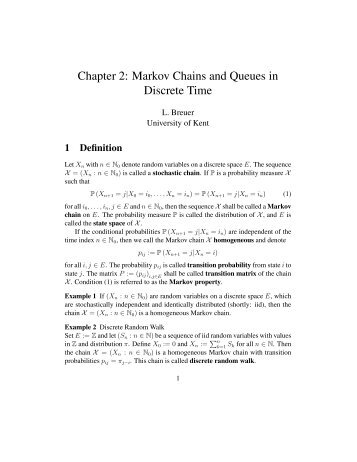 Hui's reference material on Markov chains (pdf)
