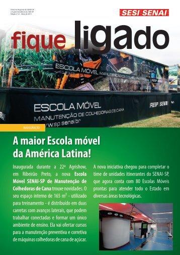 Fique Ligado - EDIÇÃO 41 - Maio 2015