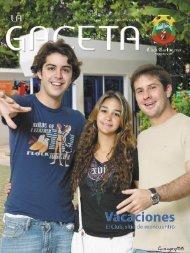 La Gaceta 250 | Junio - Julio de 2008 - Club Cartagena