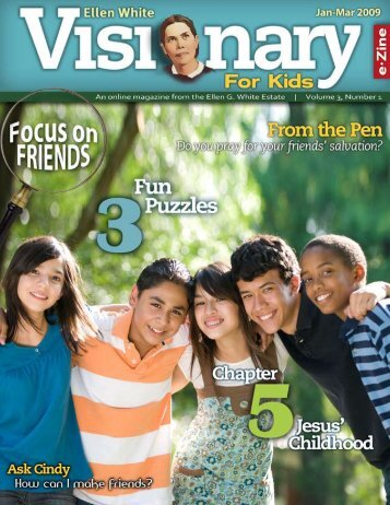 Focus on Friends - Visionary for Kids