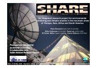 SHARE project - Ev-K2-CNR