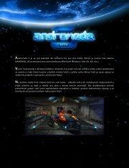 Andromeda 5 je ve své podstatě 3D vesmírná hra pro více hráčů ...