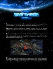 Andromeda 5, Unity 3D üzerinde kurulu, ücretsiz çok oyunculu bir ...