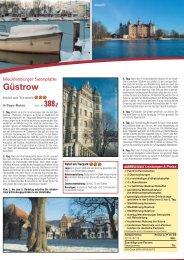 Güstrow - Anton Graf GmbH Reisen & Spedition