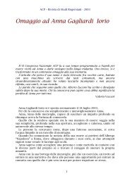 Editoriale - ACP