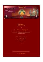 phowa - Vajrayana.it