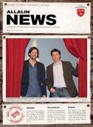 Allalin News Nr. 5 - SAAS-FEE | SAAS-GRUND | SAAS-ALMAGELL | SAAS-BALEN