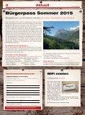 Allalin News Nr. 5 - SAAS-FEE | SAAS-GRUND | SAAS-ALMAGELL | SAAS-BALEN - Seite 4