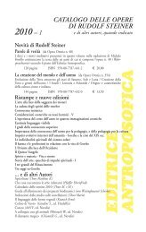 2010 catalogo - Libera Conoscenza