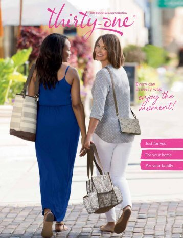 Thirty One Gifts Spring/Summer Collection