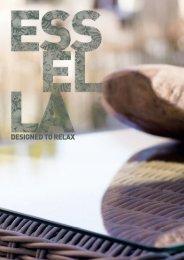 Polyrattan Loungemöbel: essella - DESIGNED TO RELAX