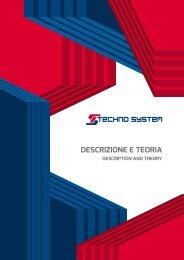 DESCRIZIONE E TEORIA - Techno System