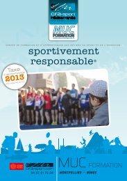 MuC FORMATION - CFA Sport Méditerranée
