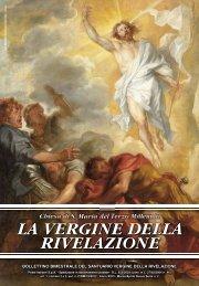 la vergine della rivelazione - Provincia Romana dei Frati Minori ...
