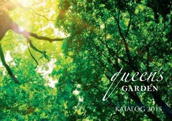 QUEEN's GARDEN Katalog 2015