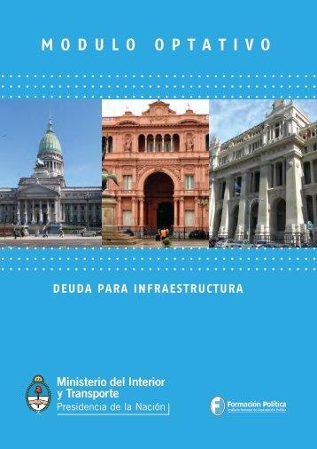 Deuda para Infraestructura