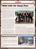 Allalin News Nr. 4 - SAAS-FEE | SAAS-GRUND | SAAS-ALMAGELL | SAAS-BALEN - Seite 5