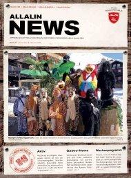 Allalin News Nr. 2 - SAAS-FEE | SAAS-GRUND | SAAS-ALMAGELL | SAAS-BALEN