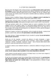 11 5. LE FONTI DEL CONOSCERE Nel primo libro del Saggio ...