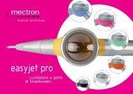 Lucidatore a getto di bicarbonato - Mectron