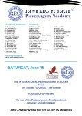2nd INTERNATIONAL SYMPOSIUM OF PIEZOSURGERY - Page 5