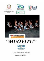 "Download del manuale ""Muoviti!"" - M U L T I M E D I A"