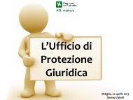 Responsabile dell'UPG, Asl Mantova - Progetto AdS
