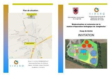 INVITATION - SIDERO