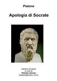 Apologia di Socrate - Ousia.it