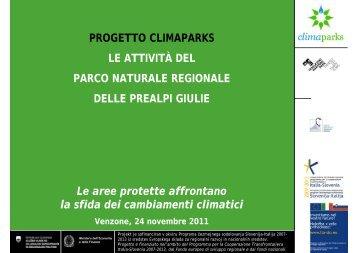 Stefano Santi - Parco Naturale delle Prealpi Giulie