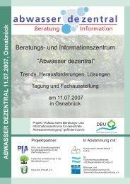 Programm & Anmeldung - Prüf- und Entwicklungsinstitut für ...