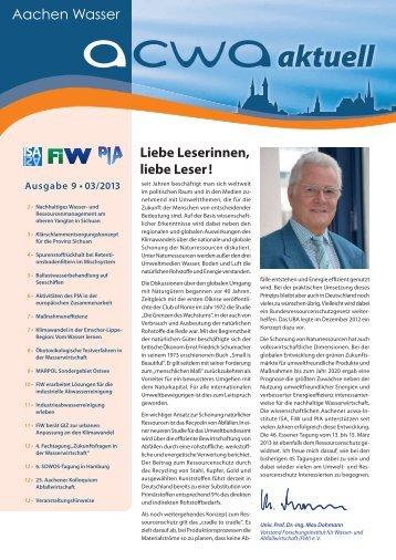 Download - Prüf- und Entwicklungsinstitut für Abwassertechnik an ...