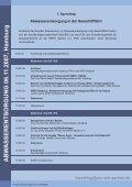 Programm & Anmeldung (pdf) - Prüf- und Entwicklungsinstitut für ... - Page 2