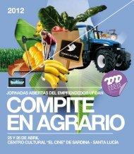 Programa - Ayuntamiento de Santa Lucía