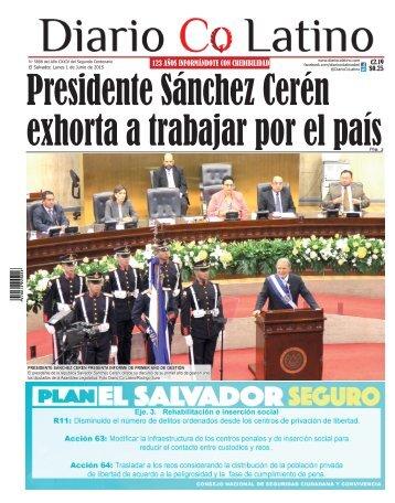 Edición 01 de Junio de 2015
