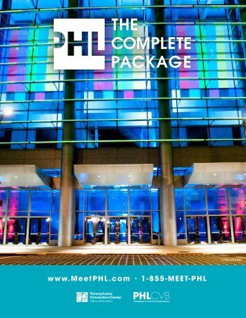 Downloadable Hotel Map + Brochure - Philadelphia Convention and ...