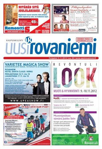 muoti & hyvinvointi 9.-10.11.2012 varietee magica show - Etusivu