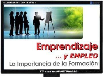 La Importancia de la Formación para el Autoempleo y la ...