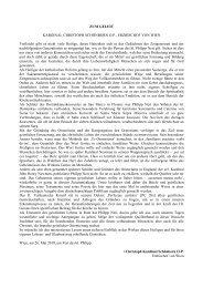 volume - Confederazione dell'Oratorio di San Filippo Neri