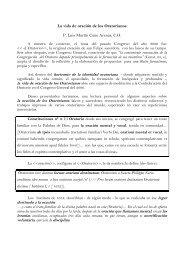 La vida de oración de los Oratorianos P. Luis Martín Cano Arenas ...