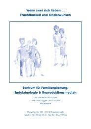 Unsere Kinderwunschbroschüre - kinderwunsch-nrw.de