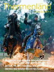 Thermenland Magazin Juni 2015