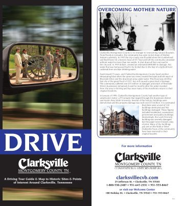Drive Clarksville Guide