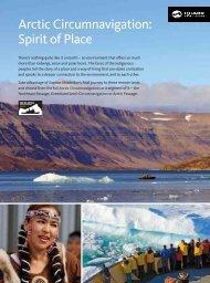 Arctic Circumnavigation: Spirit of Place - Viking Travel Solutions