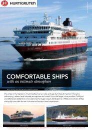 COMFORTABLE SHIPS - Viking Travel Solutions