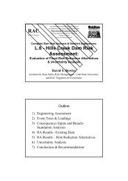 L.6 - Hills Creek Dam Risk Assessment: - iPresas