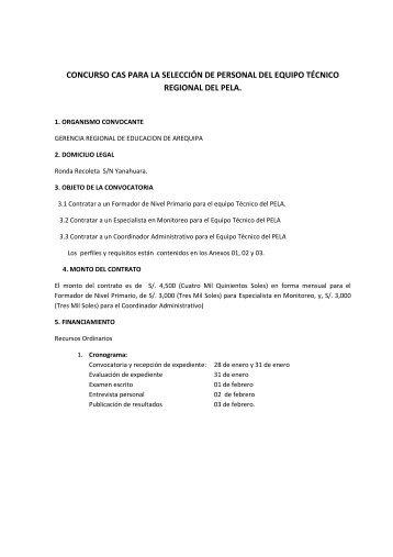Para ver el documento haga clic aquí - Gerencia Regional de ...