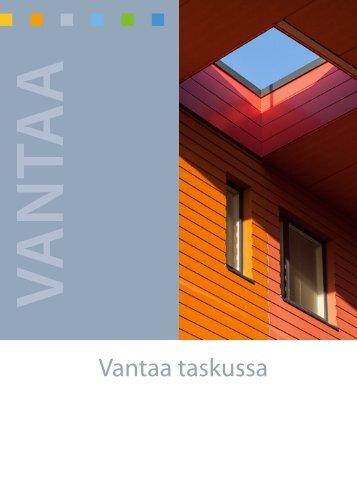 Vantaa taskussa 2013 - Vantaan kaupunki