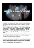 Concetto di comunità virtuale - Garito.it - Page 2