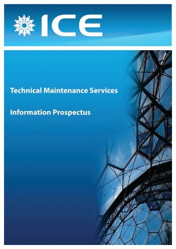 Technical Maintenance Services Information Prospectus